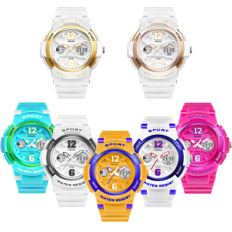 Women's Multiple Time Zone Sport Watches